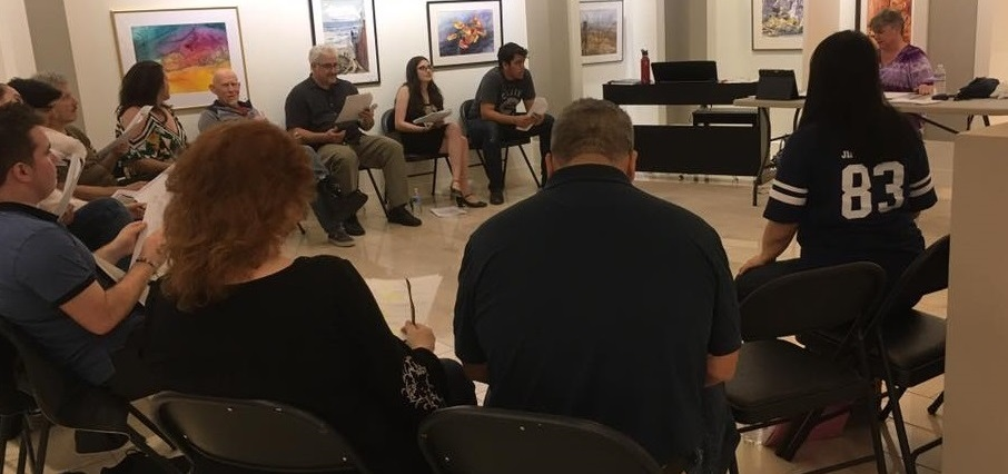 Ghostlight Theatre Ensemble - Auditions - Brentwood, CA